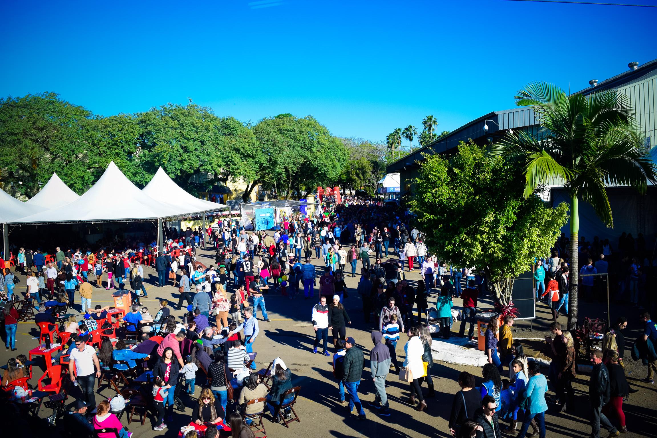 Uma delícia de festa espera os visitantes de 8 a 10 de junho em Santa Cruz  do Sul a270ef8b69
